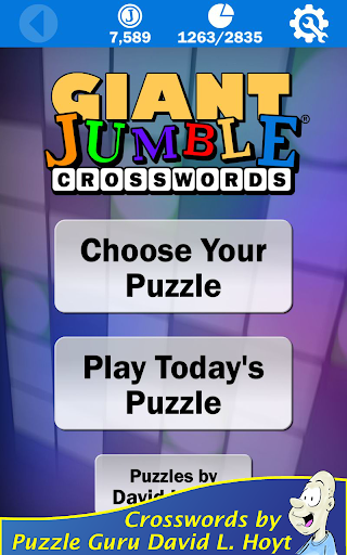 Giant Jumble Crosswords apkmr screenshots 11