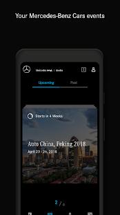 Mercedes.me   media 1.2.1 Screenshots 3