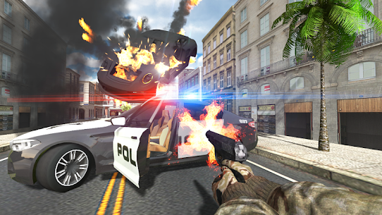 Police vs Crime Online Mod Apk 1.5.1 (God Mode) 3