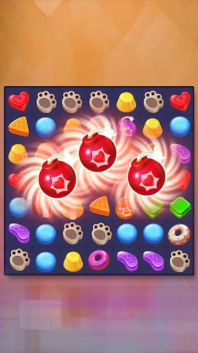 Cookie Crush Legend apktreat screenshots 1