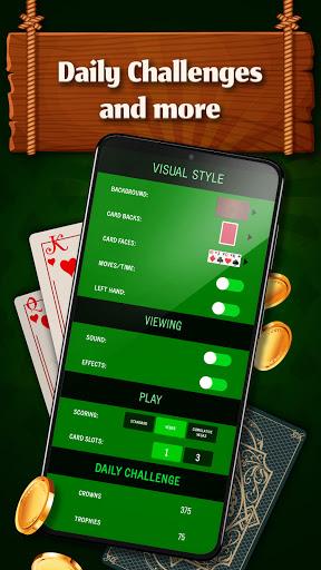 Klondike Solitaire - Classic Card Game  screenshots 2