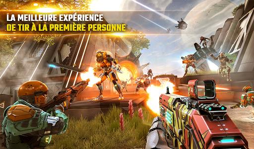 Télécharger SHADOWGUN LEGENDS - FPS PvP and Coop Shooting Game  APK MOD (Astuce) screenshots 1