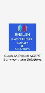 How to install Class 12th English NCERT in Your PC (Windows 7, 8, 10 and Mac) 1