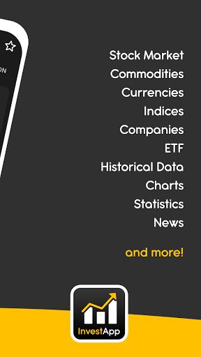 Foto do InvestApp - Stocks, Markets & Financial News