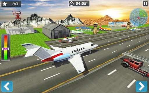 airplane flight adventure: games for landing screenshot 1