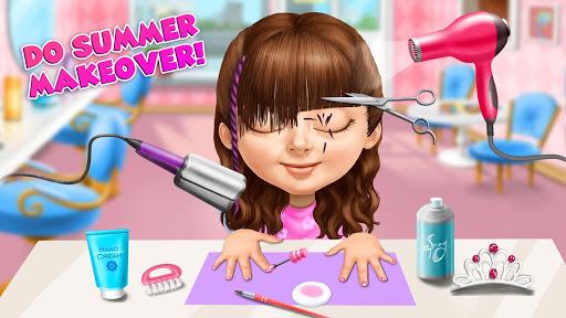 Sweet Baby Girl Summer Fun 2 - Sunny Makeover Game Apkfinish screenshots 5
