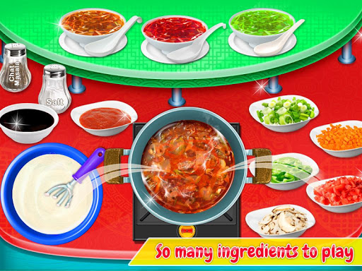 Chinese Street Food - Cooking Game  screenshots 8
