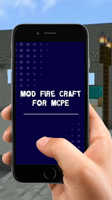 Mod Fire Craft for MCPEのおすすめ画像2
