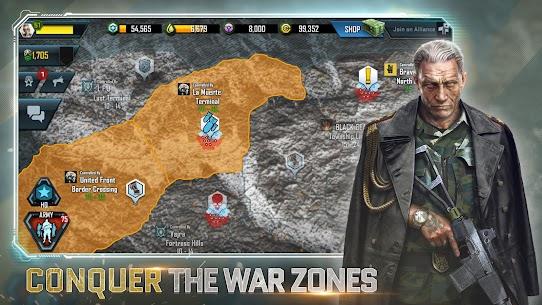 War Commander: Rogue Assault Mod Apk 5.9.0 (God Mode) 7