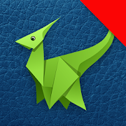 Origami Dinosaurs And Dragons: Paper Guides
