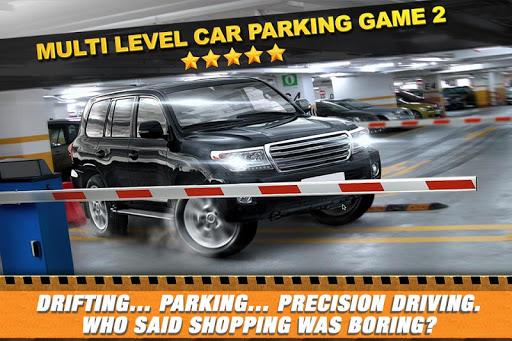 Multi Level Car Parking Game 2 APK MOD – Pièces de Monnaie Illimitées (Astuce) screenshots hack proof 1
