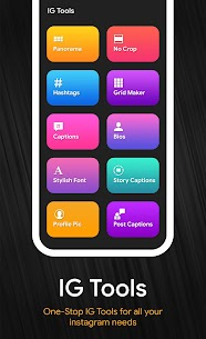 IG Tools APK Download For Android 2