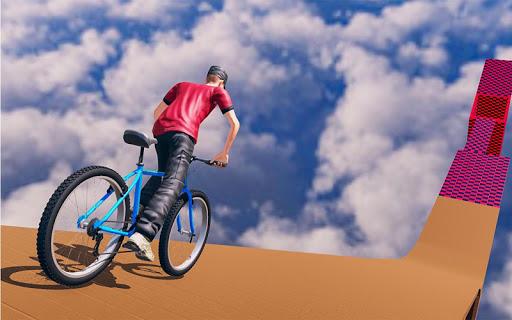 Bike Parkour Stunts 2019  screenshots 12