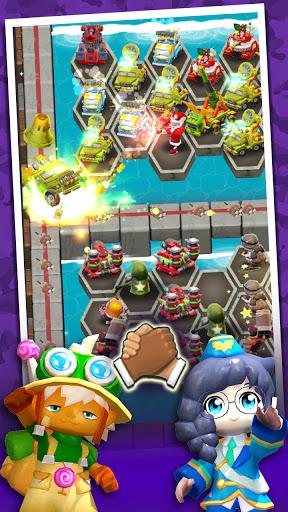 Toy Battle : PvP defense 1.9.1 screenshots 3