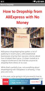 Dropshipping Aliexpress Guide 1