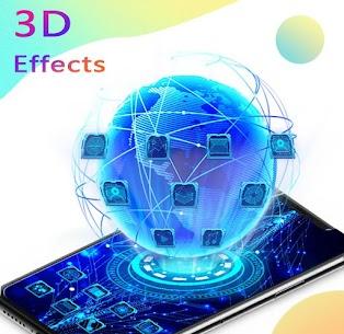 U Launcher 3D: New Launcher 2020, 3d themes 1