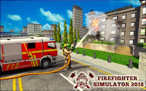 Firefighter Simulator 2018: Real Firefighting Game apkmr screenshots 7