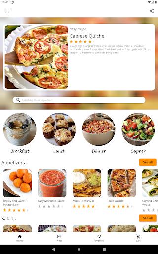 Easy Recipes 5.73 Screenshots 7