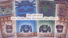Bricks Pixel - Monster Bricks Breaker Battle RPGのおすすめ画像1