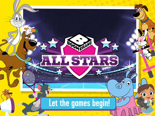 Boomerang All-Stars: Tom and Jerry Sports 2.2.5 Screenshots 17