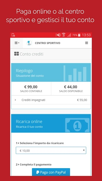 ASD Montemarciano Tennis screenshot 3