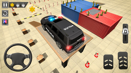 Advance Police Parking- New Games 2021 : Car games  screenshots 7