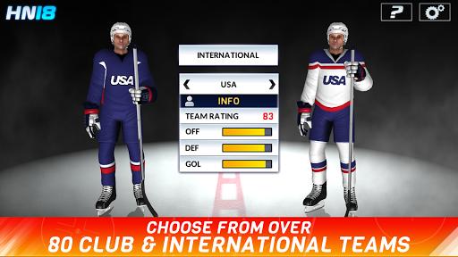 Hockey Nations 18 1.6.6 Screenshots 4