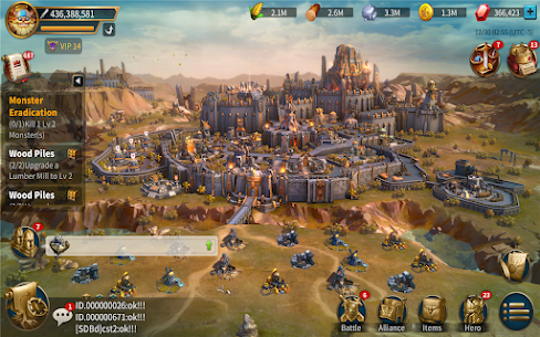 Empires Mobile Strateji Full Apk İndir 6
