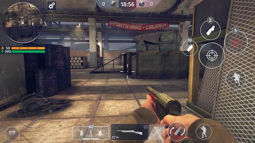 World War 2 - Battle Combat (FPS Games) android2mod screenshots 5