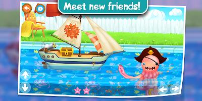 Ships for Kids: Full Sail!