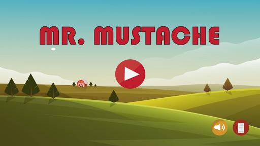 Super Red Jump Ball Mr Mustache 2.3 screenshots 8