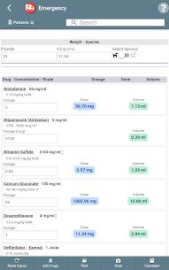 Vetcalculators Apk 2.9.86 (Paid) 10