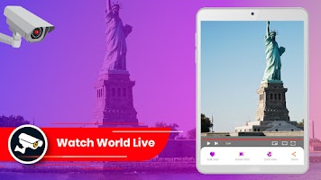 Live Earth Map: Discover Earth Cam - Satellite Map