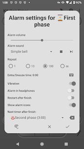 Kitchen Timer Pro MOD APK 3