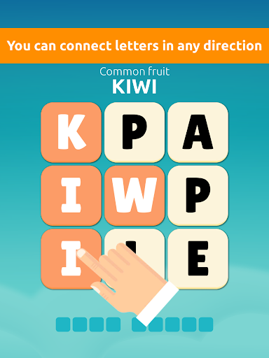 Word Swipe - Connect the Scrambled Mystery Words modavailable screenshots 10