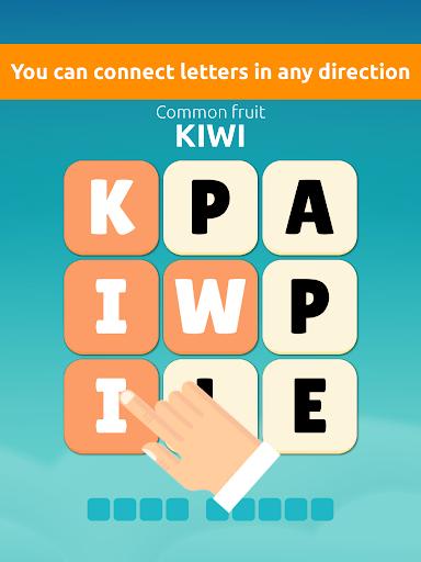 Word Swipe - Connect the Scrambled Mystery Words  screenshots 10