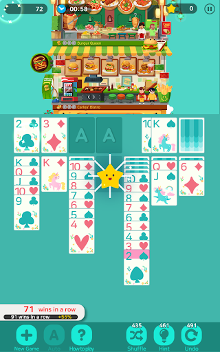 Solitaire : Cooking Tower 1.3.6 screenshots 8
