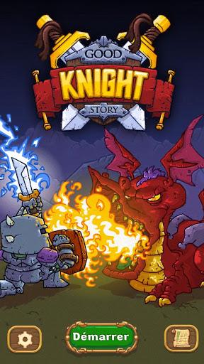 Télécharger Good Knight Story  APK MOD (Astuce) screenshots 1