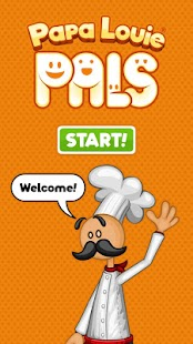Papa Louie Pals Screenshot