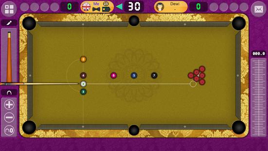 New Billiards online 8 ball game pool offline 83.07 Screenshots 7