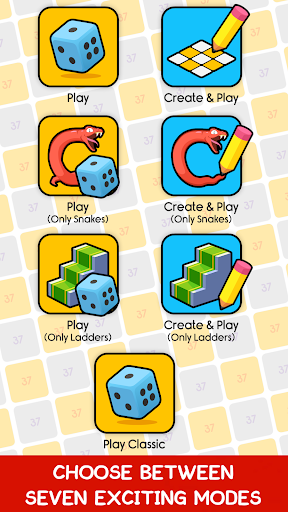 Snakes and Ladders -Create & Play- Free Board Game  screenshots 18