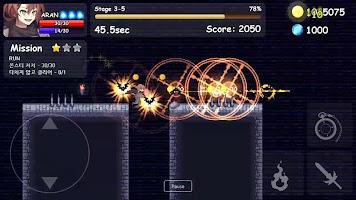 Run Again : Action Adventure Game - CROSS WORLDS