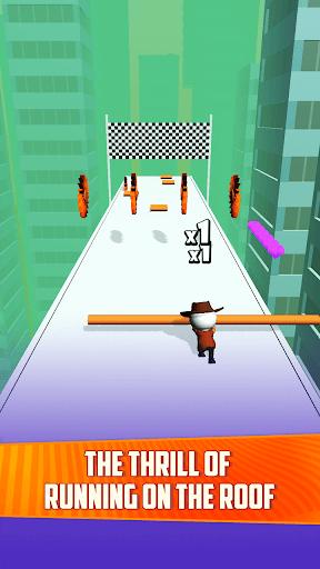Rail Run: Sliding Run on Roof 1.0.36 screenshots 3