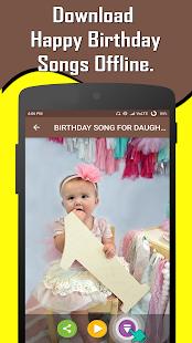 Happy Birthday Songs Offline screenshots 3