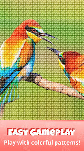 Cross Stitch Gold: Color By Number, Sewing pattern