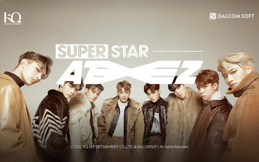 SuperStar ATEEZ Apkfinish screenshots 7