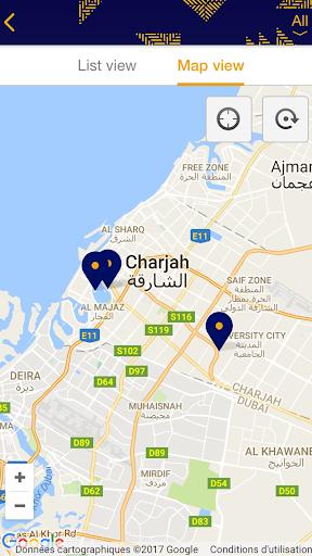Sharjah Light Festival 2017 screenshots 3