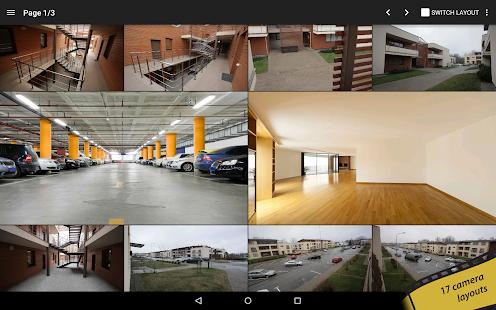 tinyCam Monitor FREE - IP camera viewer screenshots 8