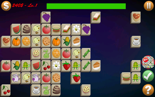 Tile Connect Master - Fruit Onnect Tile Puzzle apkpoly screenshots 7