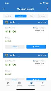 Zirtue: Lend & Borrow Money With Friends & Family